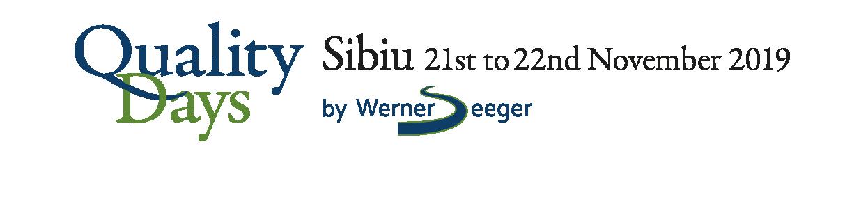Sibiu Quality Days